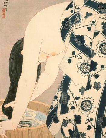 Miro-Itō-Shinsui.-El-cabello-1952